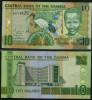 * GAMBIA - 10 DALASIS (2009) 2010 UNC - P NEW - Gambia