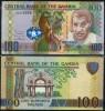 * GAMBIA - 100 DALASIS 2010 UNC - P NEW - Gambia