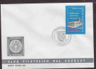 URUGUAY FDC RELIGIOUS COLLEGE CENTENARY AAC9771 - Uruguay