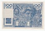 Billet - Billet D'école - 100 Francs - Jeune Paysan (une Seule Façe) - Fictifs & Spécimens