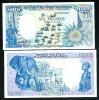 EQUATORIAL GUINEA 1000 FRANCS 1985 PICK # 21 AU-UNC. - Guinea Equatoriale