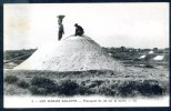 CPA.  LES MARAIS SALANTS. Transport Du Sel Sur Le Mulon. - Batz-sur-Mer (Bourg De B.)