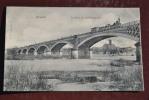 Nevers, Le Pont Du Chemin De Fer, Train - Nevers