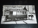 PHOTO: PARIS TRAMWAY HIPPOMOBILE LIGNE AUTEUIL / St-SULPICE - REGIE AUTONOME DES TRANSPORT PARISIENS - 75 PARIS - Openbaar Vervoer
