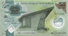 * PAPUA NEW GUINEA - 10 KINA 2008 POLYMER UNC - P 30 - Papua Nuova Guinea