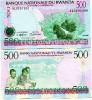 RWANDA - 500 FRANCS 1998 UNC - P 26 - Rwanda