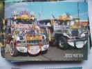 Azië Asia Philippines Philippijnen 2x Jeepney Nice - Filippijnen