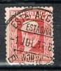 Sello 30 Cts Iglesias 1932, Fechador ESTACION BILBAO, Alcance Norte, Num 669 º - 1931-50 Usados