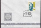 URUGUAY FDC JOSE NAPOLEON DUARTE AAC9896 - Uruguay