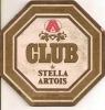 Ancien Sous Bock    Stella Artois Club Or - Sous-bocks