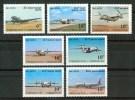 1995 Uzbekistan Aerei Aircraft Avion Set MNH** B416 - Uzbekistan
