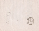 CIRCULAIRE MAGANAT L ETRANGE CREUSE 1871 - Postmark Collection (Covers)