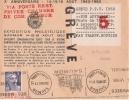 SAUMUR GREVE PTT 1953 5F GANDON - 1921-1960: Modern Period