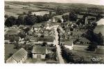 DRACY- Sur- OUANNE - Vue Générale Aérienne - Cpsm Noir Et Blanc - Edit  Aériennes Combier-PAYPAL SANS FRAIS - Autres Communes