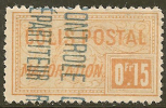 FRANCE - Yvert - 16 - Cote 1 € - Colis Postaux