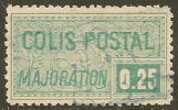 FRANCE - Yvert - 78 - Cote 1.55 € - Colis Postaux