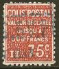 FRANCE - Yvert - 98 - Cote 3 € - Oblitérés