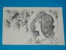 Illustrateurs) Art Nouveaux  - Style Mucha  - Suplément De La Brovhure Illustrée  - Année 1900 - EDIT - - 1900-1949