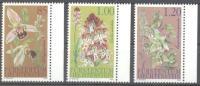 2004 Orchideen (II) Zum 1295-7 / Mi 1352-4 / Sc 1288-90 / YT 1293-5 Postfrisch/neuf/MNH [-] - Liechtenstein