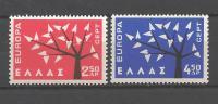 Europa 1962 Grèce Neuf ** - Europa-CEPT