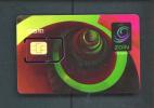 TANZANIA  -  Mint/Unused SIM Chip Phonecard As Scan - Tanzania