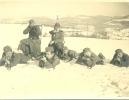 Photo-  IIWK - Soldaten , Gewehre - 1939-45