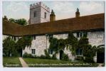 QUADRANGLE COLLGE ALMSHOUSSES CABHAM  (OPPOSITE THE LEATHER BOTTLE) - England