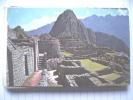 Peru Machupicchu Nice - Peru