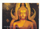 Thaïlande. Phitsanulok. Phra Buddha Chinnaraj - Bouddhisme