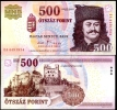 HUNGARY 500 FORINT 2010 P NEW UNC - Hongrie