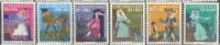 SERIE 740/45  **  MNH  POSTG.  NEUF S.C. - Unused Stamps