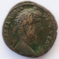 #121 - Lucius Verus - CONCORD AVGVSTOR TR P II COS II SC - VF! *Sesterz* - 3. Die Antoninische Dynastie (96 / 192)