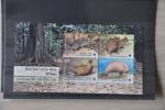 C 264++ CHRISTMAS ISLANDS WWF WNF 2011 SEACOW DUGONG DUGON SOUTHERN ELEPHANT POSTFRIS MNH NEUF ** - Christmaseiland