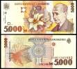 Romania 5000 LEI 1998 P 107 UNC - Roumanie