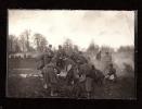 Entre Buxières Et Saint Mihiel 1905 Grandes Manoeuvres Militaires Du 29e Régiment D´infanterie - Halte Repas Dans Bois - Guerre, Militaire