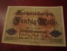 50 Mark 1914 - Sin Clasificación