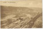 YVOIR  Vue Panoramique Gare Chemin De Fer - Yvoir