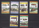 TIMBRES  NEUFS** - Trains