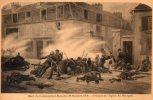 73 Mort Du Commandant Baroche 1870 Fresque De L'eglise Du Bourget - Le Bourget Du Lac