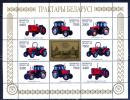 BELARUS Bielorrusia / TRACTORS Tractores / Gr24 - Transporte
