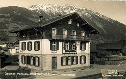 "Autriche - Vorarlberg - Gasthof - Pension "" Rhätikon "" - Schruns - Semi Moderne Petit Format - état - Schruns"