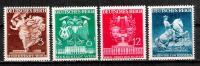 Reich N° 692 à 695 Neufs Sans Gomme - Deutschland