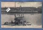"""Carte Postale 71. Chalon-sur-Saone  Petit Creusot Le """"MANGINI"""" De La Marine Française   Très Beau Plan - Chalon Sur Saone"""