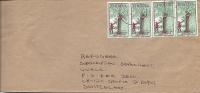 Letter - Nigeria To Switzerland (United Nations - Refugees) - Nigeria (1961-...)