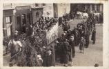 BRIARE - CARTE PHOTO - DEVANTURE DE COMMERCE - PHARMACIE CHARPENET - CAVALCADE - ANNUAIRE 1926 PAGE 1827 - Briare