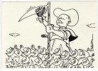 ILLUSTRATION DELESTRE 1978 79   JEAN PAUL II - Künstlerkarten