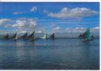 Le Vent En Poupe. Barques à Voile En Bolivie. - Bolivie