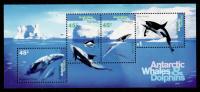 AUSTRALIE AAT 1995 Bloc Baleines Et Dauphins N° BF 1 YT Neuf ** Mnh - Australisches Antarktis-Territorium (AAT)