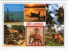 SRI LANKA/CEYLON-VIEWS / THEMATIC STAMPS-BIRDS - Sri Lanka (Ceylon)