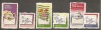 USA. Scott # 1805-10 Used. Letter Writing Week 1980 - Usati